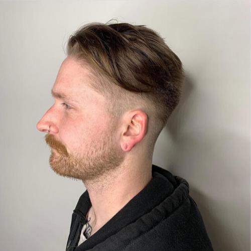 Mens haircut by Tease Salon in Saint Paul Minnesota